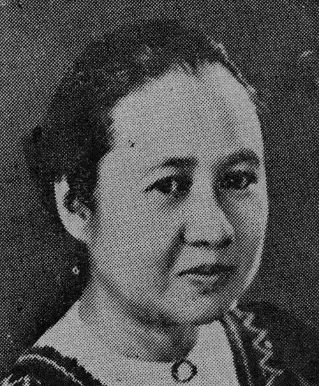 Claribel Ba Maung Chain (Irene Po) (1905-1994)