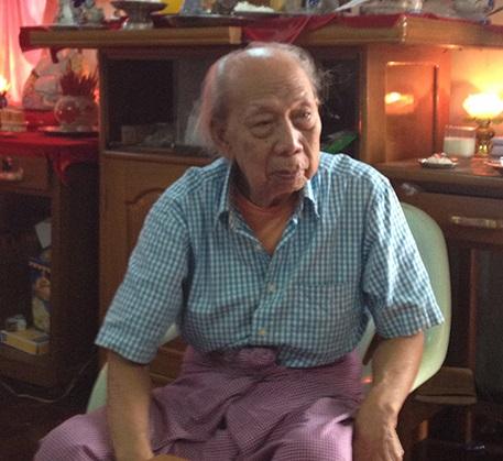 Chit Hlaing (1926-2018) – A Pioneer of Burmese Socialism